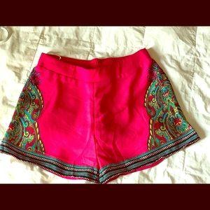 Sweet Wanderer Summer Shorts
